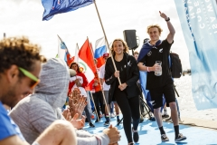 NZL - Opening Ceremony. PHOTO: ISA / Ben Reed