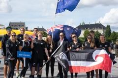 NZL - Team Opening Ceremony. PHOTO: ISA / Evans