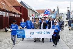 Parade of the Nations. PHOTO: ISA / Ben Reed