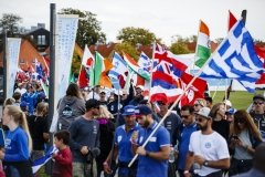Flags of the world. PHOTO: ISA / Ben Reed