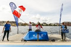Team Peru- Opening Ceremony. PHOTO: ISA / Ben Reed