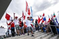 Team Peru - Opening Ceremony. PHOTO: ISA / Ben Reed