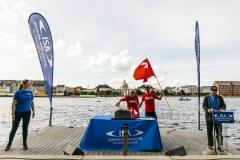 Team Switzerland - Opening Ceremony. PHOTO: ISA / Ben Reed