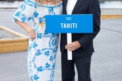 TAH - Team Opening Ceremony. PHOTO: ISA / Evans