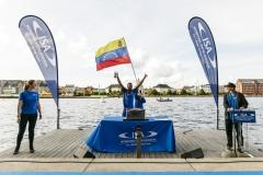 Team Venezuela - Opening Ceremony. PHOTO: ISA / Ben Reed