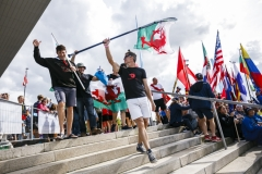 Team Wales - Opening Ceremony. PHOTO: ISA / Ben Reed