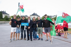 WAL - Team Opening Ceremony. PHOTO: ISA / Evans