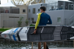 SUP - Training. PHOTO: ISA / Evans