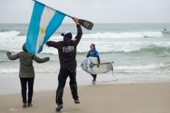 ARG - Natalia De La Lama Denmark Surf. PHOTO: ISA / Evans