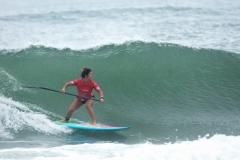 BRA - Aline Adisaka Denmark Surf. PHOTO: ISA / Evans