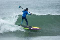 JPN - Yuuka Horikoshi Denmark Surf. PHOTO: ISA / Evans