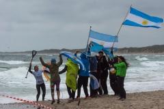 ARG - Aixa Sanchez  Denmark Surf. PHOTO: ISA / Evans