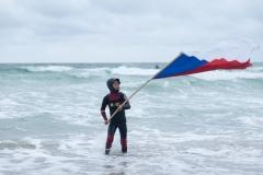 CZE - Team Flag Denmark Surf. PHOTO: ISA / Evans