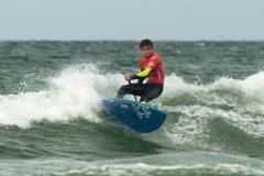 FRA - Benoit Carpentier Denmark Surf. PHOTO: ISA / Evans