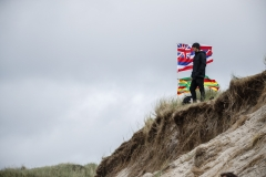 SUP - Surfing. PHOTO: ISA / Ben Reed