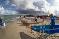 DEN - Nicoline Rasmussen Denmark Relay. PHOTO: ISA / Evans