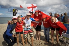 DEN - Team Denmark Relay. PHOTO: ISA / Evans