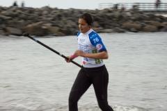 MEX - Fanny Saucedo Denmark Technical Races. PHOTO: ISA / Evans