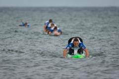 NZL - Jessica Miller Denmark Technical Races. PHOTO: ISA / Evans