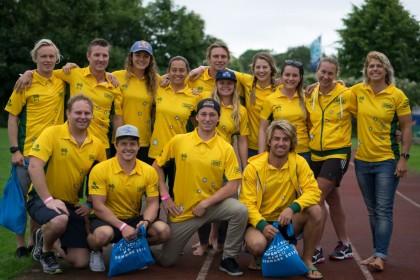 Haciendo Historia en Dinamarca: Récord de Competidores con 286 Atletas de 42 Países en el ISA World SUP and Paddleboard Championship