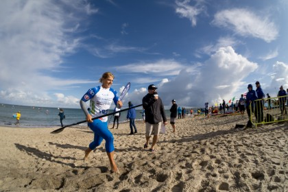 Australia Continues Dominance to Win Historic Fifth ISA World SUP and Paddleboard Championship Team Gold