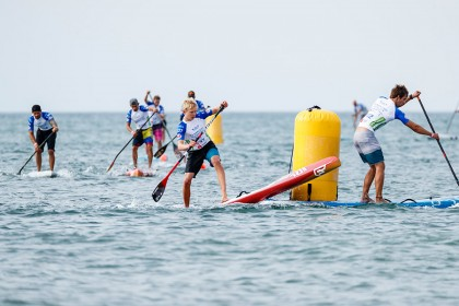 Technical Races Off to Blazing Start in Cold Hawaii, Set Stage for Star-Studded Finals at 2017 ISA World SUP and Paddleboard Championship