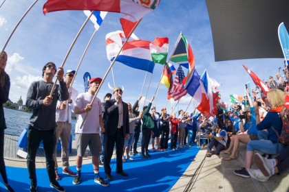 Record-setting ISA World StandUp Paddle (SUP) and Paddleboard Championship Officially Opened in Copenhagen, Denmark
