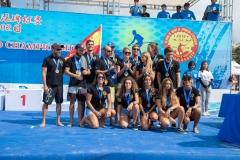 Team Spain - Team Copper Medalist. PHOTO: ISA / Pablo Jimenez