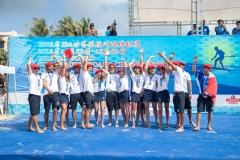 Team France - Team Bronze Medalist. PHOTO: ISA / Pablo Jimenez
