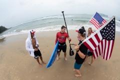 Team USA. PHOTO: ISA / Pablo Jimenez