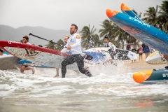 SUP - Technical Race. PHOTO: ISA / Pablo Jimenez