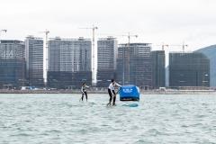 SUP - Tehcnical Race. PHOTO: ISA / Pablo Jimenez