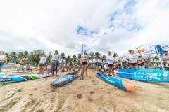 Technical Womens SUP Final. PHOTO: ISA / Sean Evans