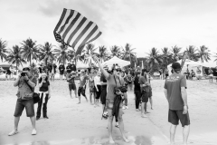 USA - Flags. PHOTO: ISA / Pablo Jimenez