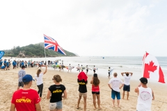 MEN - Paddle Start. PHOTO: ISA / Sean Evans