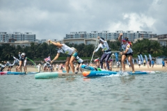 Distance SUP Women. PHOTO: ISA / Pablo Jimenez