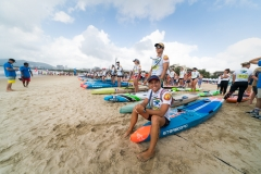 Womens Sup Start. PHOTO: ISA / Sean Evans
