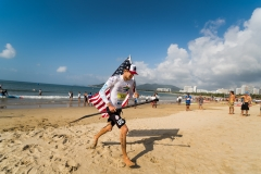 USA - Connor Baxter. PHOTO: ISA / Sean Evans