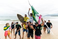 BRA -  Caio Vaz -  Luiz Diniz. PHOTO: ISA / Sean Evans