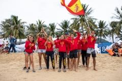 Team Spain. PHOTO: ISA / Pablo Jimenez