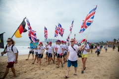 Team Great Britain. . PHOTO: ISA / Pablo Jimenez