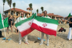 Team Iran. PHOTO: ISA / Sean Evans