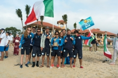 Team Italy. PHOTO: ISA / Sean Evans