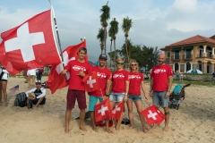 Team Switzerland. PHOTO: ISA / Sean Evans