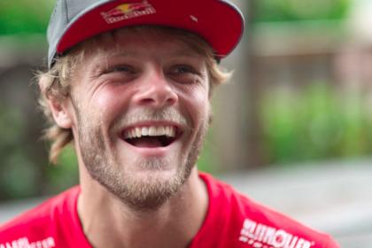 Meet Denmark's Gold Medalist, Casper Steinfath