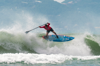 SUP Surfing Day 2 Highlights