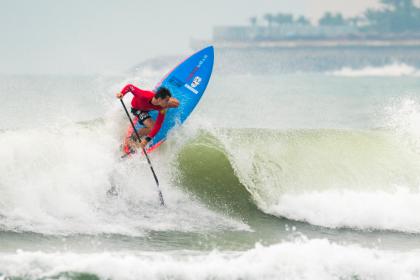 Todo Listo para Coronar a los Primeros Campeones del Mundo ISA SUP Surfing en Asia