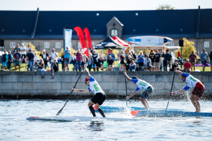 The 2018 ISA World SUP and Paddleboard Championship heads to Hainan, China Nov 23 – Dec 2