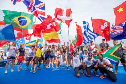 ISA World SUP and Paddleboard Championship Underway, Set to Crown Event's First World Champions in Asia