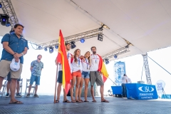 ESP - Team Relay Gold Medalist. PHOTO: ISA / Sean Evans